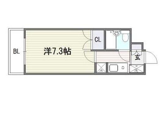 マンション(建物一部)-福岡市南区井尻1丁目 間取り