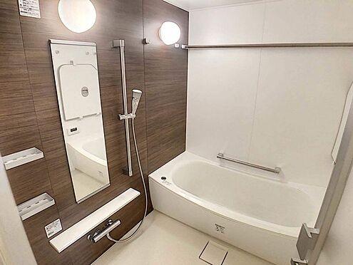 区分マンション-名古屋市名東区一社2丁目 一日の疲れを癒す浴室