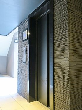 マンション(建物一部)-大阪市阿倍野区天王寺町南3丁目 エレベーターには防犯カメラあり。