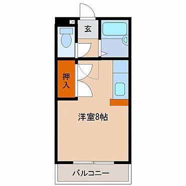 アパート-宮崎市大淀1丁目 間取り1K×12世帯
