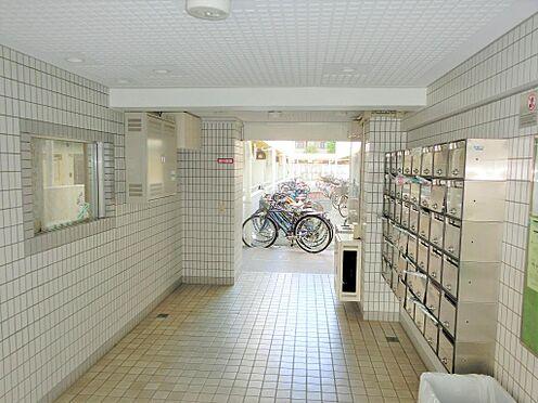マンション(建物一部)-川崎市中原区木月大町 エントランス