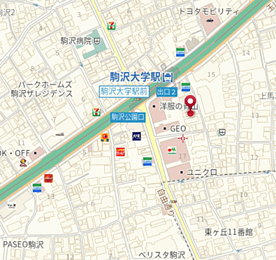 中古マンション-世田谷区上馬3丁目 その他
