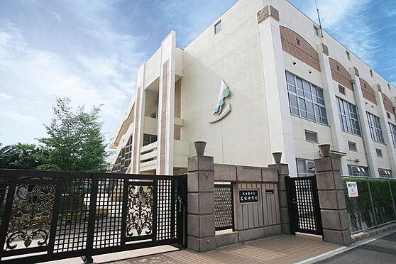 区分マンション-名古屋市西区南堀越1丁目 名塚中学校