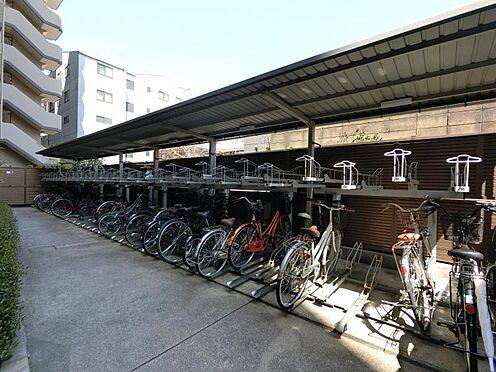 マンション(建物一部)-大阪市北区豊崎1丁目 屋根付き駐輪場