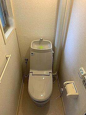 マンション(建物一部)-堺市南区原山台1丁 トイレ