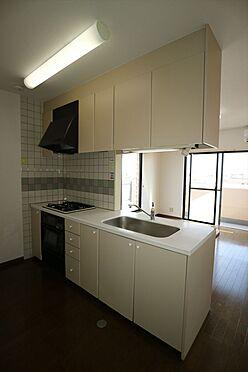 マンション(建物一部)-浜松市北区初生町 キッチン