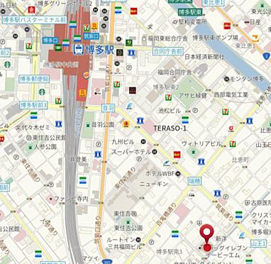 マンション(建物一部)-福岡市博多区博多駅南3丁目 その他
