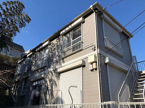 アパート-横須賀市小矢部2丁目 外観