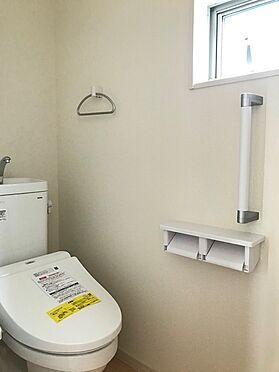新築一戸建て-高槻市東上牧3丁目 トイレ
