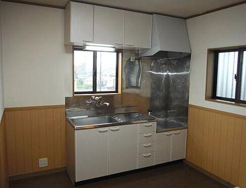 アパート-春日部市梅田1丁目 キッチン