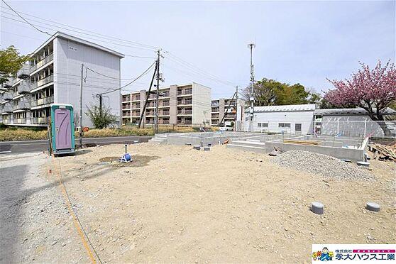 新築一戸建て-仙台市宮城野区鶴ケ谷6丁目 外観