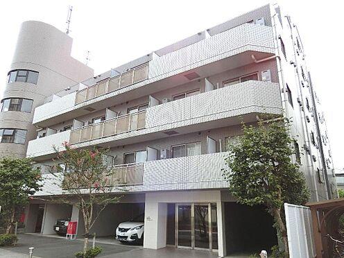 マンション(建物一部)-品川区南品川4丁目 平成18年築、管理良好な低層型マンションです。