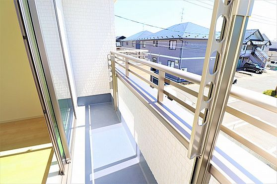 新築一戸建て-仙台市太白区東中田3丁目 バルコニー