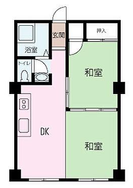 中古マンション-横須賀市小矢部1丁目 間取り