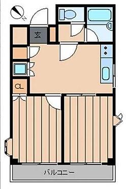 マンション(建物全部)-松戸市上本郷 間取り