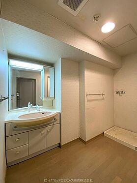 区分マンション-横浜市神奈川区栄町 洗面室