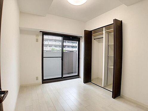 中古マンション-安城市三河安城本町2丁目 各居室のプライベート空間が確保できる3LDKの間取り。