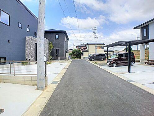 戸建賃貸-西尾市吉良町上横須賀池端 閑静な住宅街なので落ち着いて子育てができます