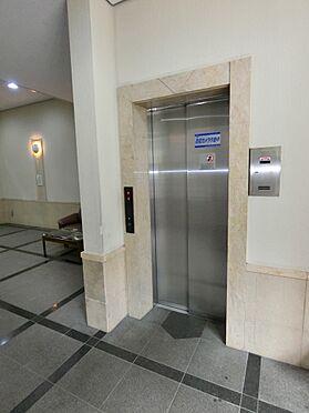 中古マンション-練馬区練馬1丁目 居住棟用エレベーター
