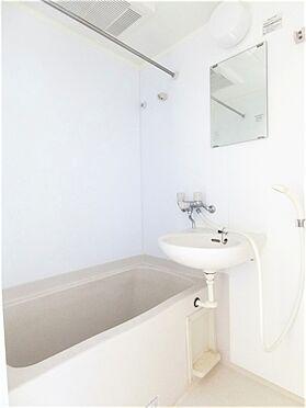 区分マンション-品川区荏原4丁目 浴室換気乾燥機付きなので雨の日のお洗濯も安心です。