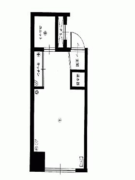 マンション(建物一部)-名古屋市東区葵1丁目 間取り