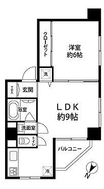 中古マンション-文京区本駒込3丁目 間取り