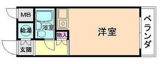 マンション(建物一部)-大阪市淀川区十三東1丁目 水回りをコンパクトにまとめ動線に配慮