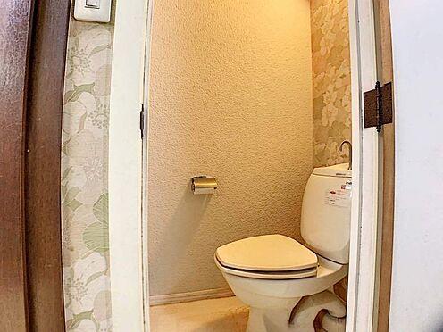 中古一戸建て-名古屋市守山区川西1丁目 トイレは1階と2階にございます。