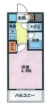 マンション(建物一部)-大阪市福島区福島6丁目 間取り