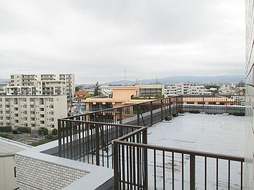 区分マンション-福岡市南区寺塚2丁目 ルーフバルコニー