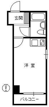 マンション(建物一部)-台東区東上野5丁目 間取り
