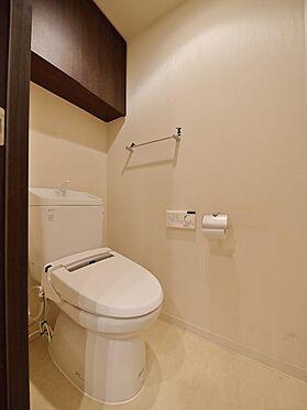中古マンション-品川区東大井1丁目 トイレ