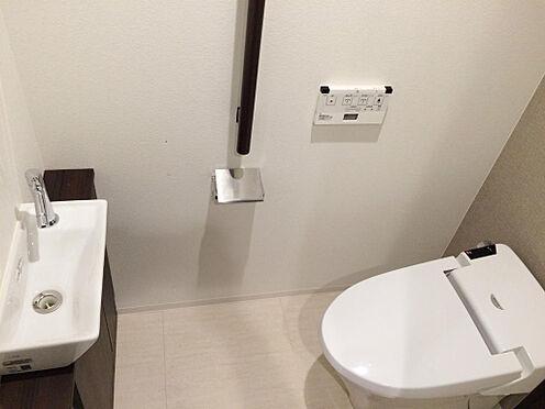 マンション(建物一部)-新宿区富久町 トイレ