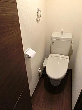 アパート-渋谷区西原3丁目 トイレ