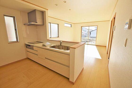 新築一戸建て-仙台市青葉区みやぎ台1丁目 キッチン