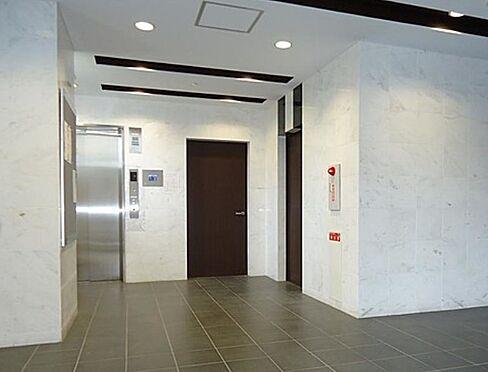 マンション(建物一部)-神戸市灘区鹿ノ下通3丁目 防犯カメラ搭載エレベーター
