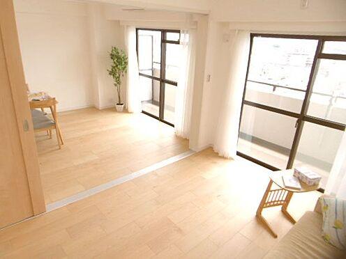 中古マンション-相模原市緑区橋本3丁目 洋室とダイニングを繋げて広く使えます。