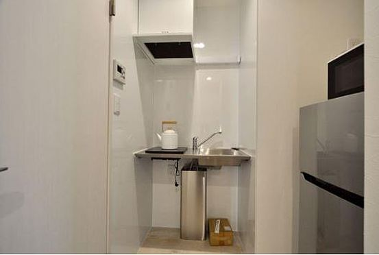 アパート-足立区加平1丁目 キッチン