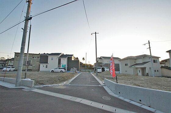 新築一戸建て-多賀城市高崎3丁目 外観