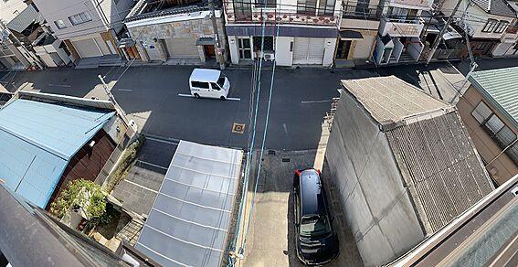ビル(建物全部)-大阪市淀川区十三元今里1丁目 4Fからの眺望
