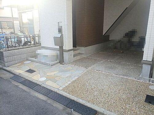 中古一戸建て-摂津市東別府1丁目 駐車場
