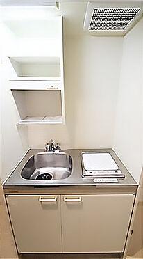 マンション(建物一部)-足立区大谷田5丁目 キッチン