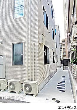 マンション(建物全部)-大田区本羽田2丁目 玄関
