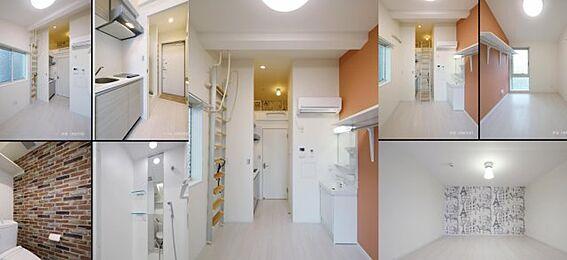 アパート-新宿区上落合3丁目 302