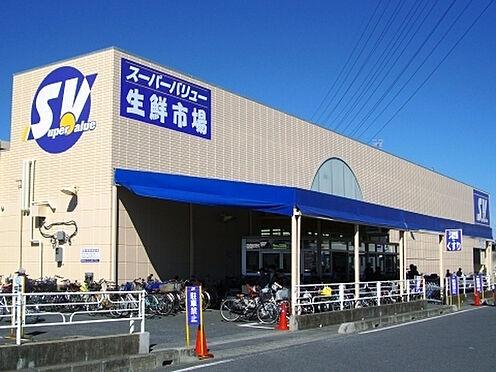 店舗・事務所・その他-越谷市大字大里 スーパーバリュー越谷店まで858m