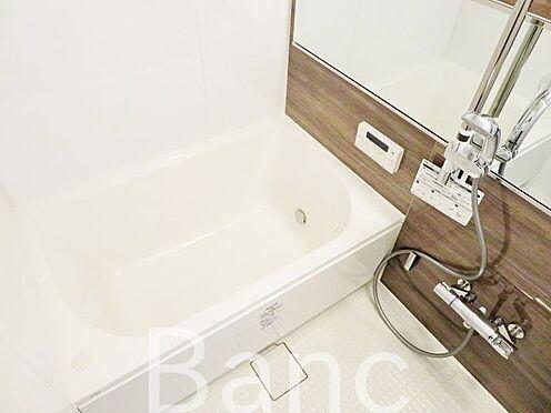 中古マンション-足立区東和5丁目 ゆったりくつろげる浴室です。