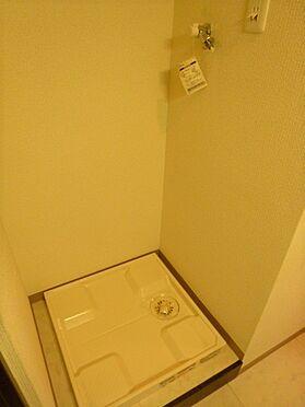 マンション(建物一部)-港区六本木5丁目 室内洗濯機置場