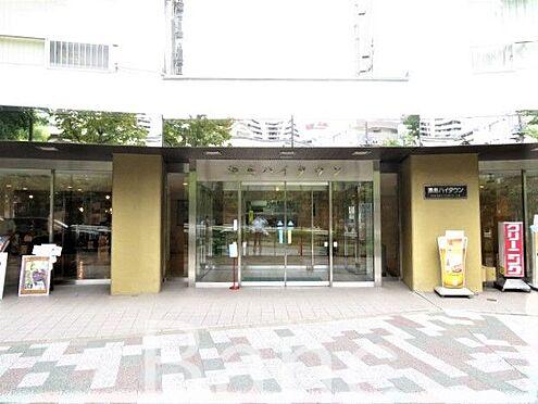 中古マンション-文京区湯島4丁目 綺麗に管理されたエントランス