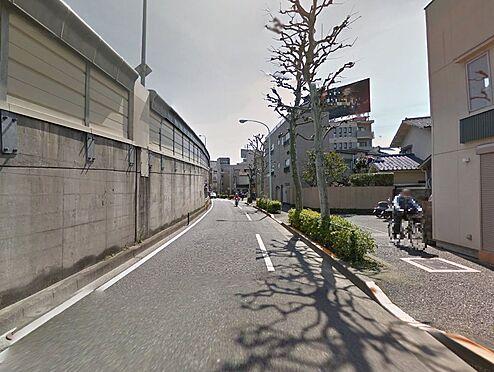 店舗事務所(建物全部)-大田区中央1丁目 前面道路