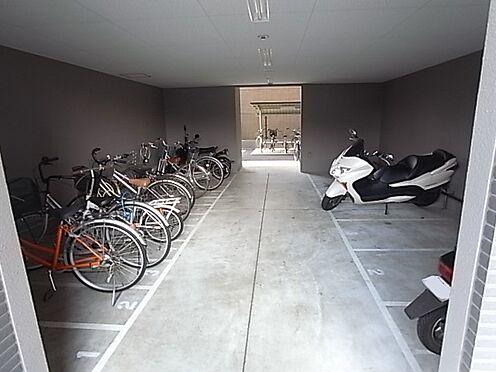 マンション(建物一部)-神戸市灘区鹿ノ下通3丁目 屋内に自転車やバイクを置くスペース有り